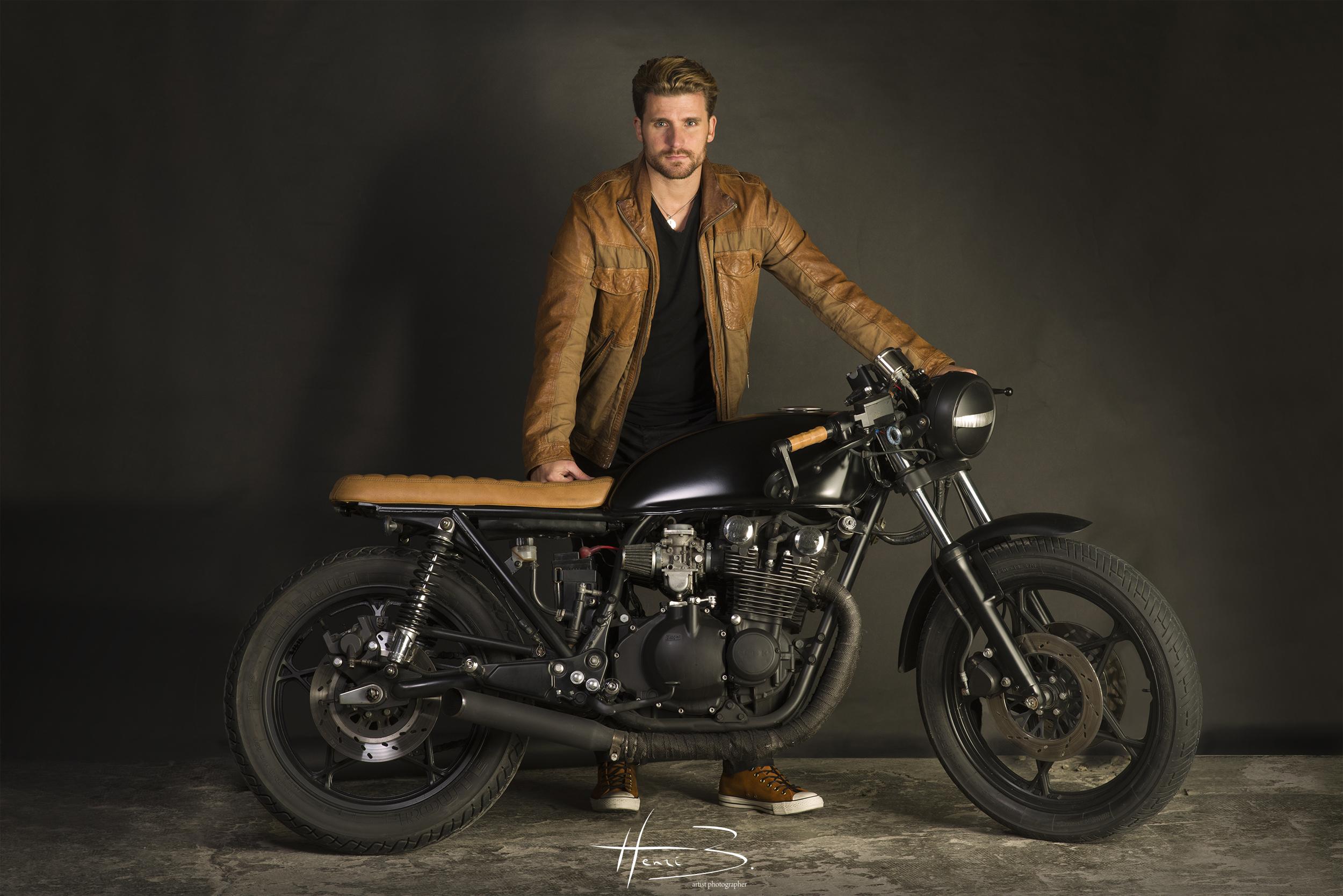 Jax Concept, un préparateur moto