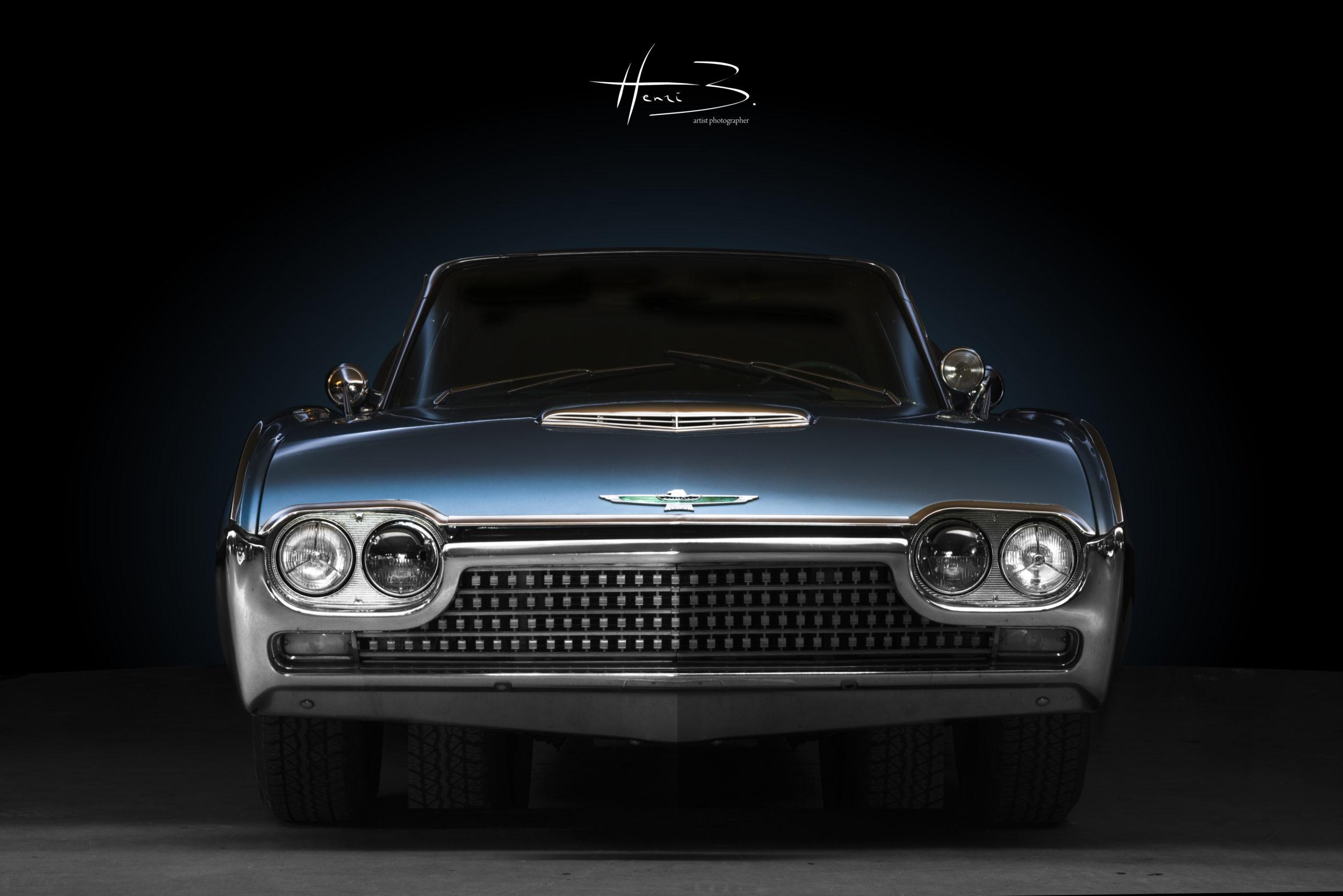 Ford Thunderbird 1962, le vaisseau amiral