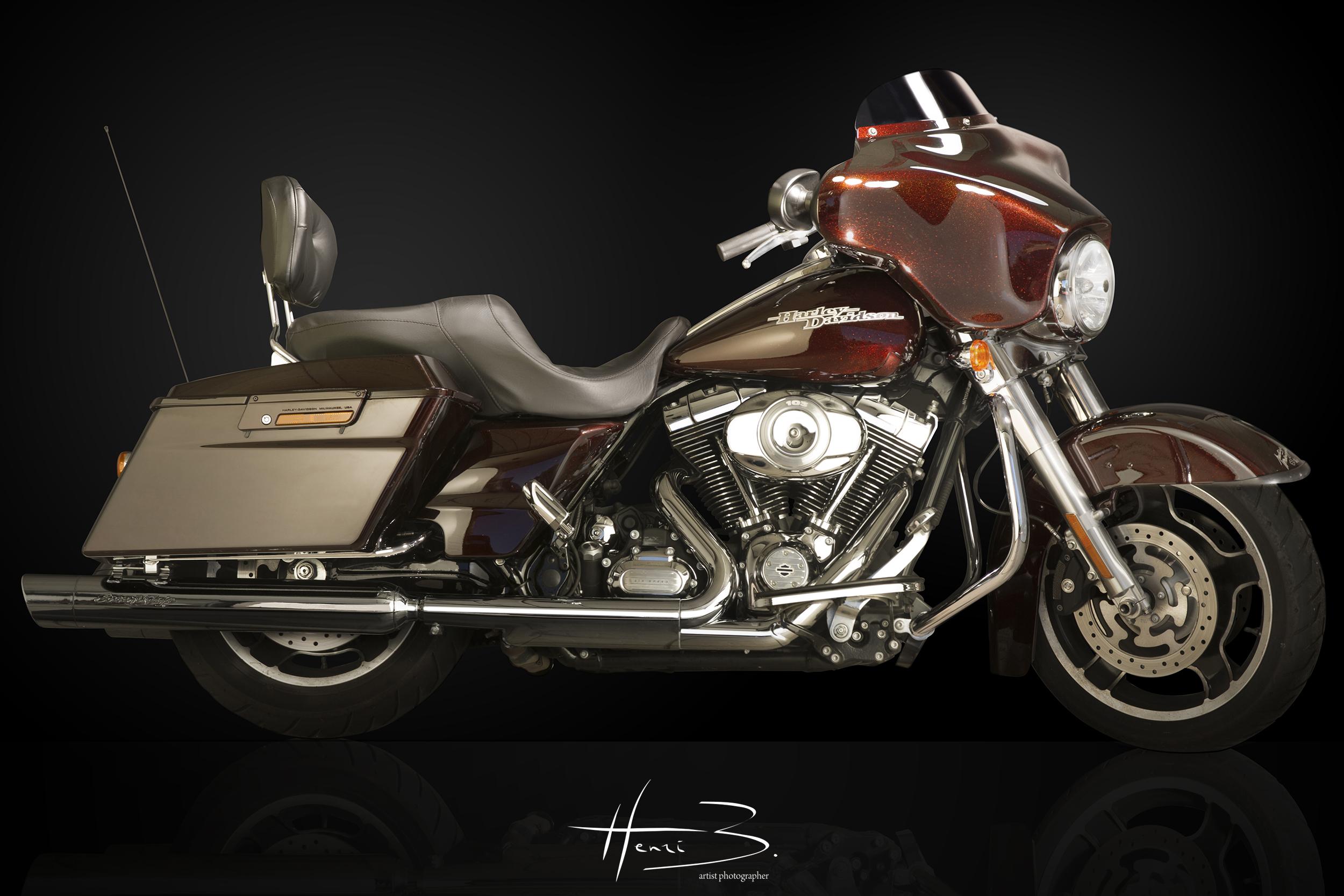 Harley-Davidson Street Glide 1800cc
