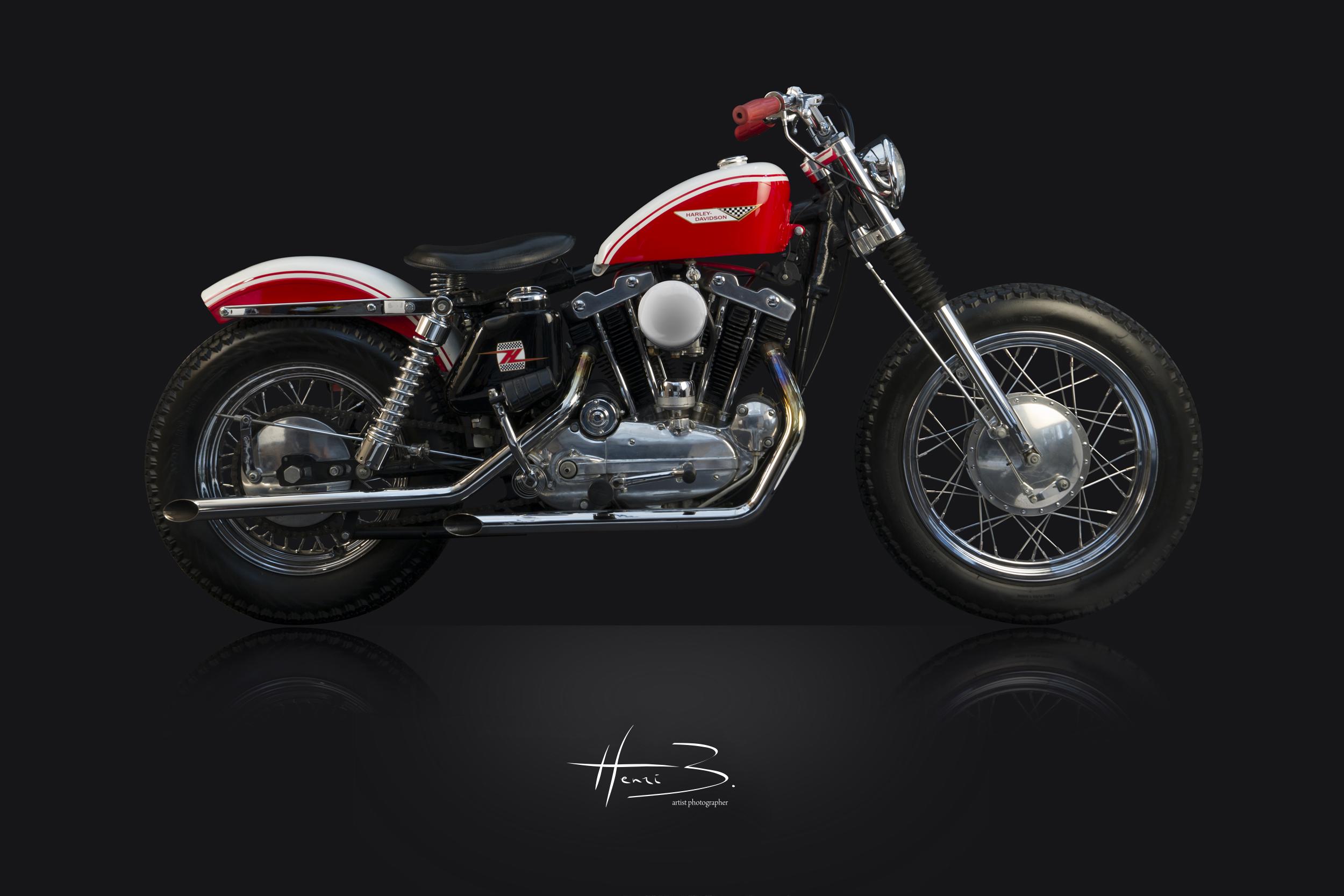Harley Davidson 900 XLCH