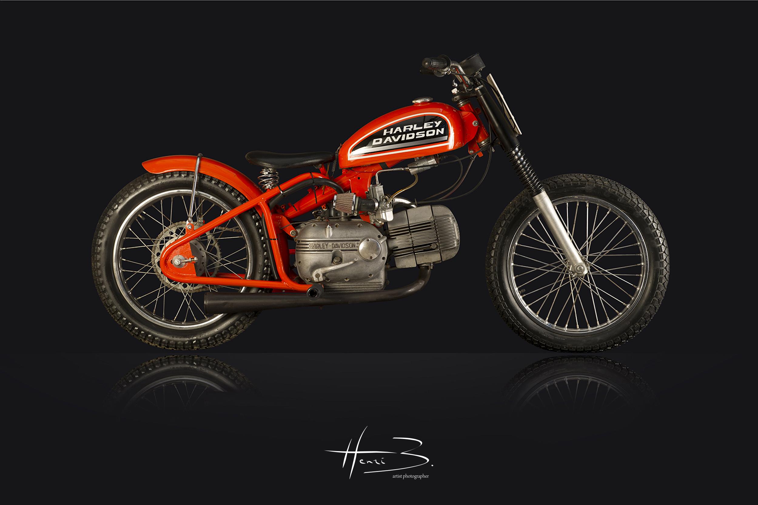 Harley Davidson 250 CR
