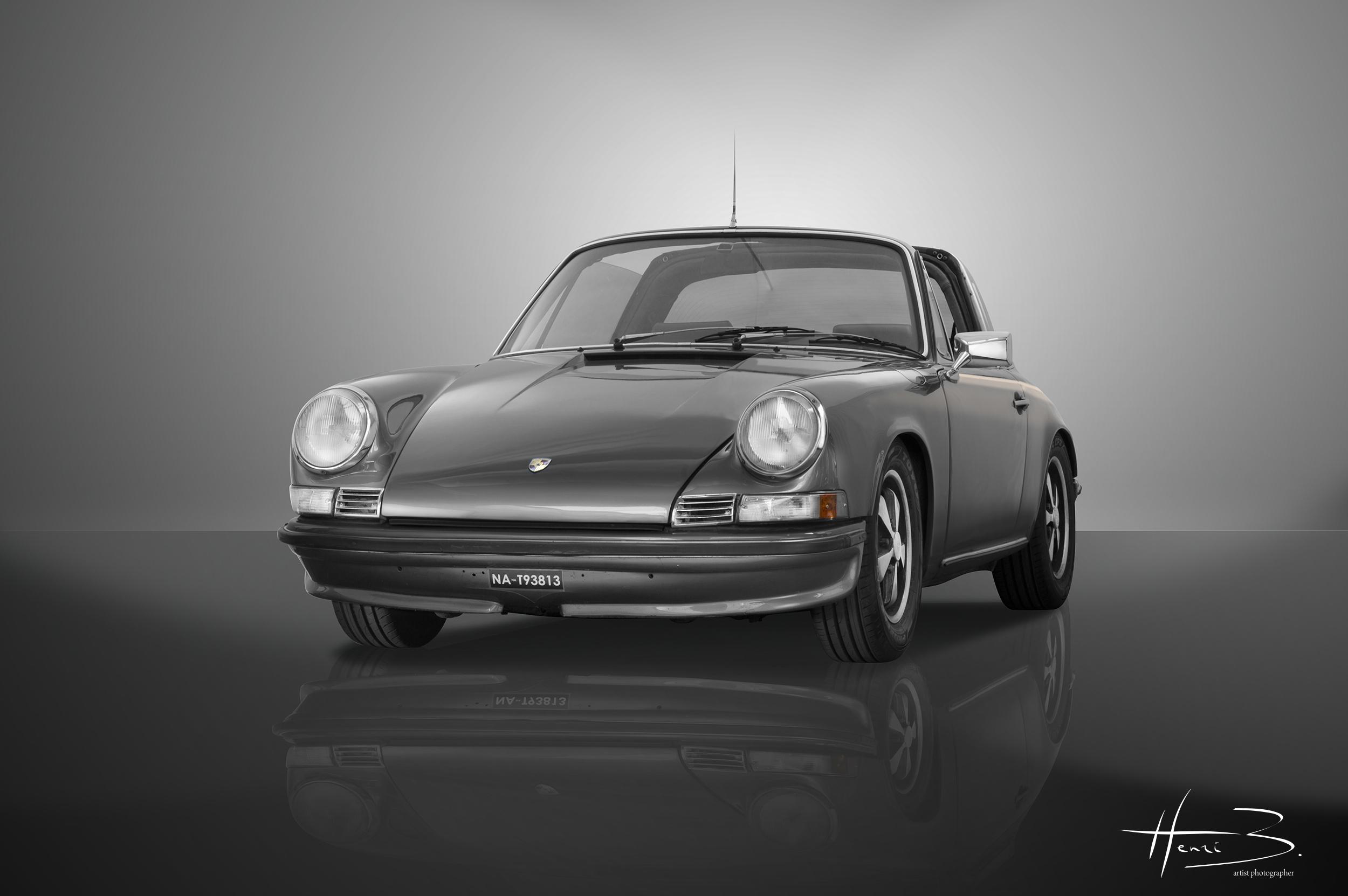Porshe 911 Targa de 1969